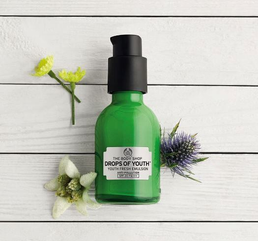 #CrueltyFree: Drops of Youth de The Body Shop